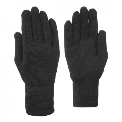 Kombi Glove Polypro Touch Line, Black, Mens