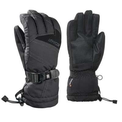 Kombi Gloves Original Womens, Black, S