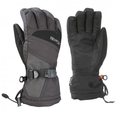 Kombi Gloves Original Men, Bk/Bk Denim, S