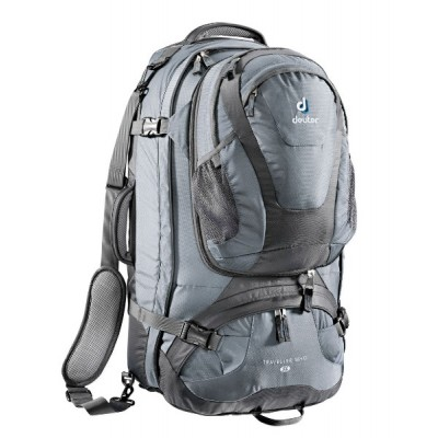 Deuter Traveller 55+10SL, titan-anthracite