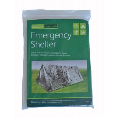 Emergency Shelter 8ft x 5 ft