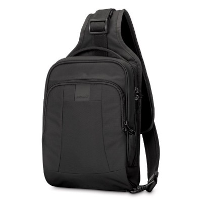 Pacsafe Metrosafe LS150 - sling backpack, black