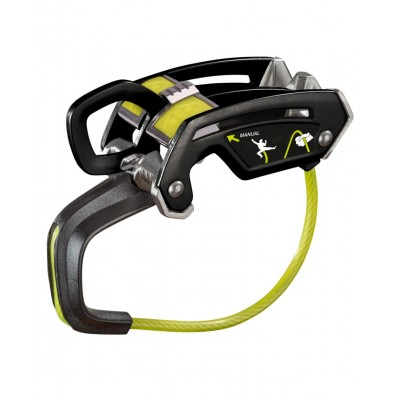 Edelrid belay device - Giga Jul