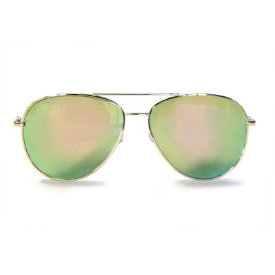 RD Sunglasses - Style DT3-4, Gold/Gold lens